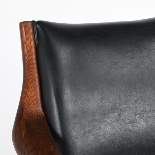 Classic Home - Kiannah Club Chair Black