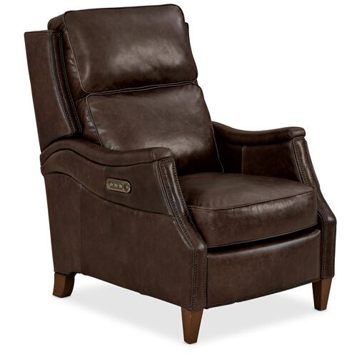 Hooker Furniture - Weir PWR Recliner w/PWR Headrest/Lumbar