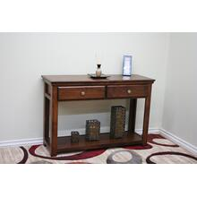 A-S247 Shaker Alder Sofa Table