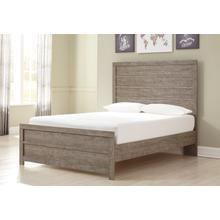 See Details - Culverbach - Gray 2 Piece Bed Set (Full)