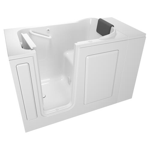 Premium Series 28x48 Walk-in Bathtub  Air Massage Tub  American Standard - White