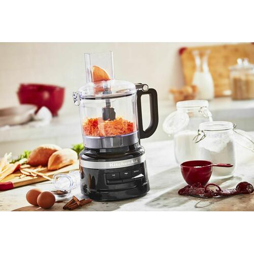 Gallery - 7 Cup Food Processor - Onyx Black