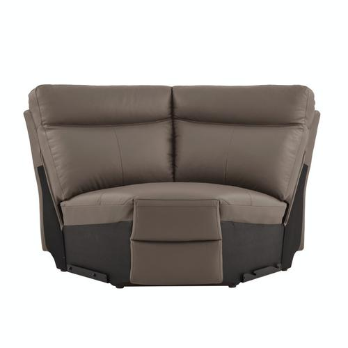 Gallery - 5-Piece Modular Power Reclining Sectional with Left Chaise