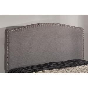 Kerstein Headboard - Queen - Orly Gray