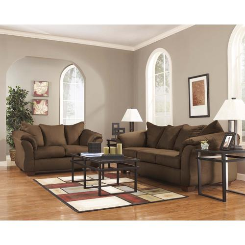 75004 Darcy Cafe Sofa, Loveseat, & Recliner