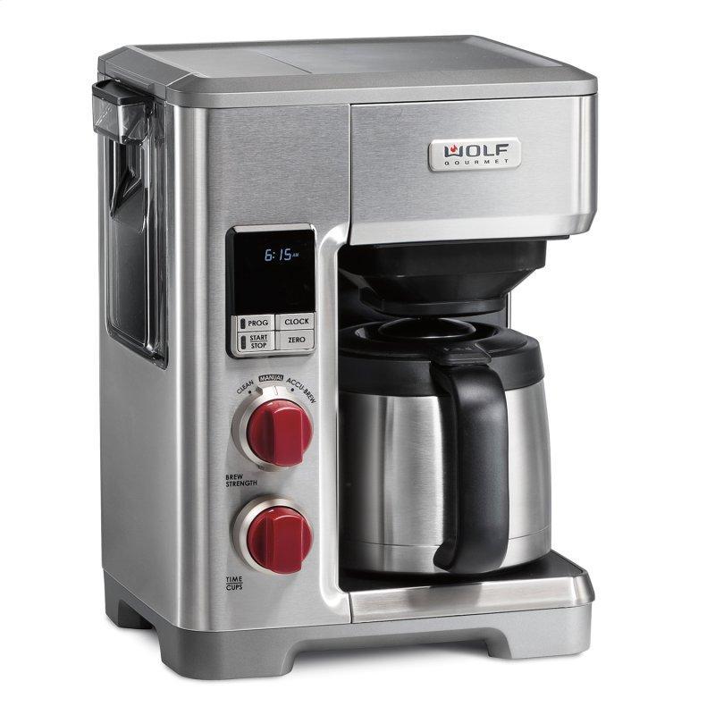 Programmable Coffee System Black Knob