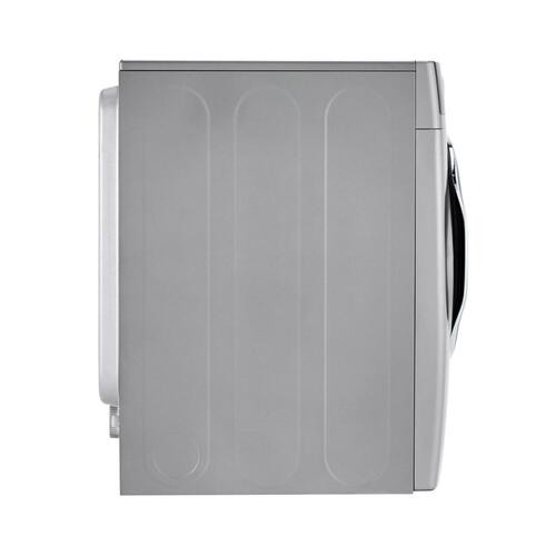 8.0 Cu. Ft. Capacity Front Load Electric Dryer Graphite Steel
