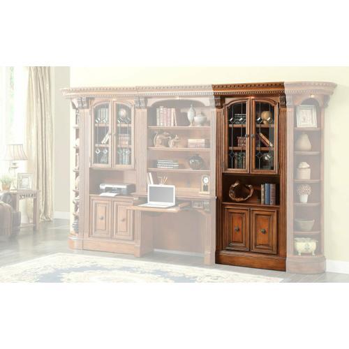 Parker House - HUNTINGTON 32 in. Glass Door Cabinet