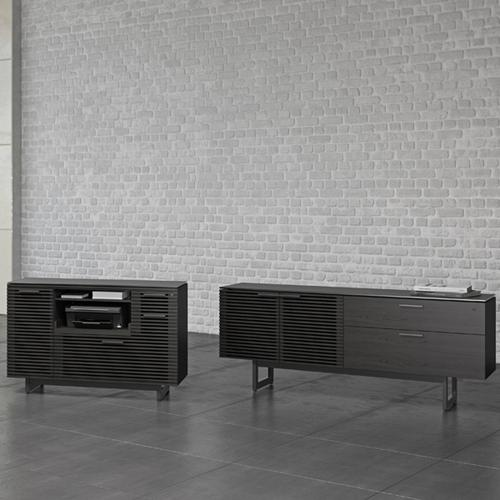 Credenza 6529 in Charcoal Stained Ash