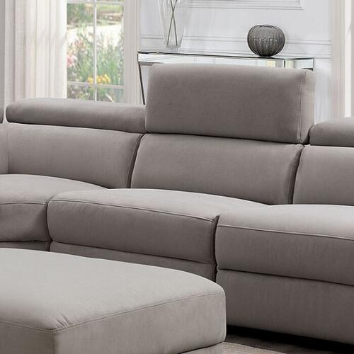 Furniture of America - Josef Armless Chair