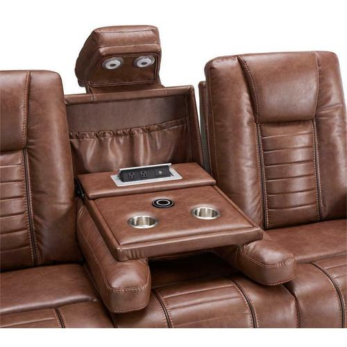 MEGATRON - UMBER Power Reclining Collection