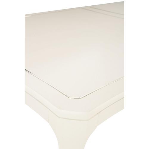 Bernhardt - Calista Dining Table in Silken Pearl (388)