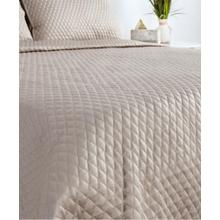 Diamond Pebble King Quilt 110x98