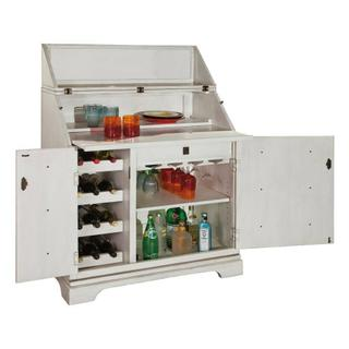 See Details - 695-180 Bottoms Up Wine & Bar Console