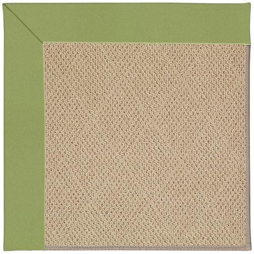 Creative Concepts-Cane Wicker Canvas Citron Machine Tufted Rugs