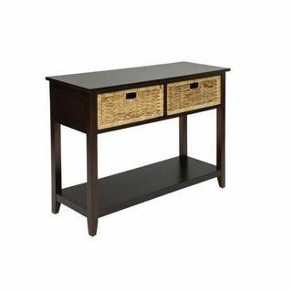 ACME Flavius Console Table - 90264 - Espresso