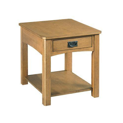 Scottsdale Rectangular Drawer End Table