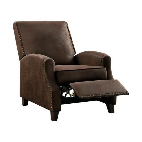 Homelegance - Push Back Reclining Chair