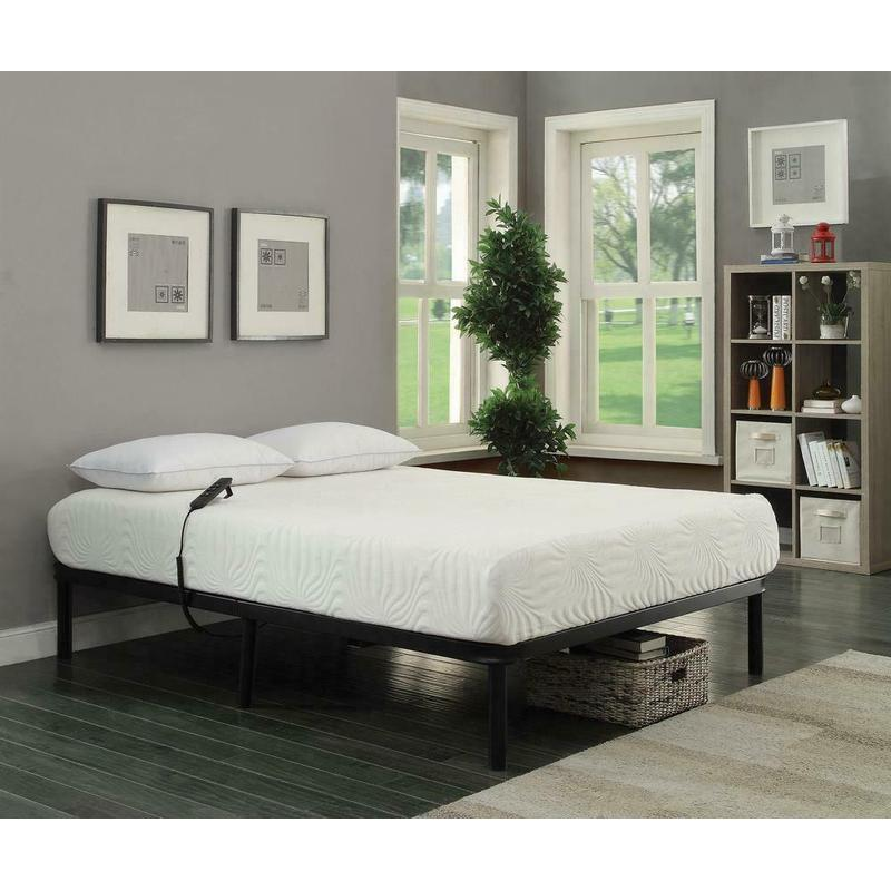 View Product - Stanhope Black Adjustable Full Bed Base