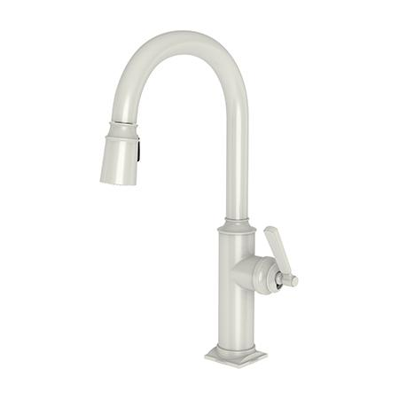 Newport Brass - Biscuit Pull-down Kitchen Faucet