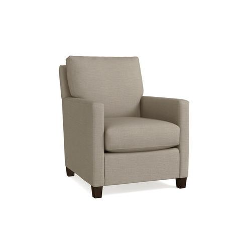 See Details - Trent Outdoor Accent Chair