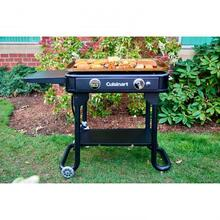 "28"" Two Burner Gas Griddle"