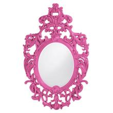 View Product - Dorsiere Mirror - Glossy Hot Pink