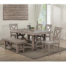 Aspen Rustic Dining Table