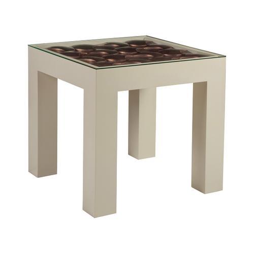 Credo Square End Table