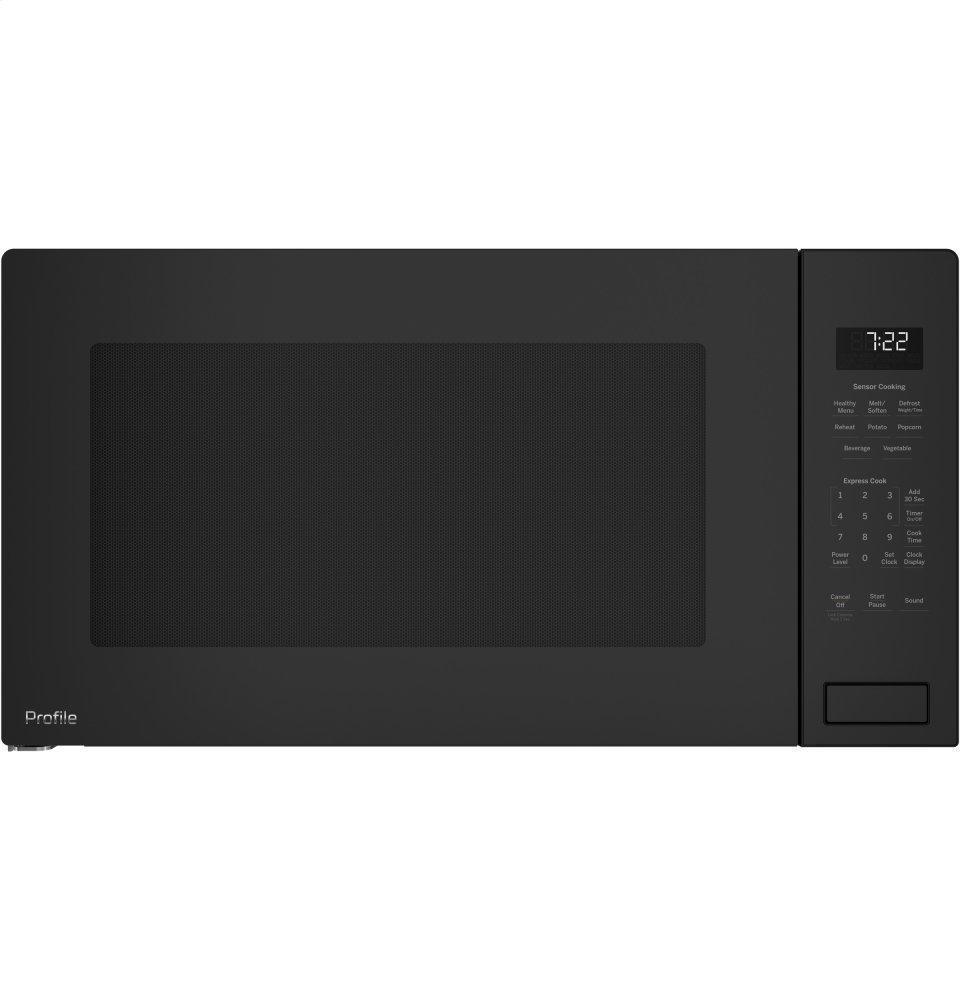 GE Profile2.2 Cu. Ft. Built-In Sensor Microwave Oven