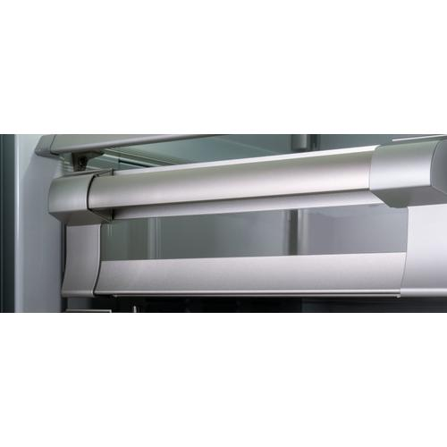"24"" Built-in Refrigerator Column Panel Ready Panel Ready"