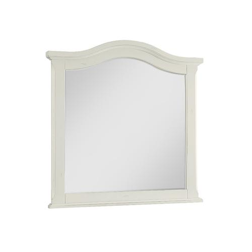 Tall Arched Mirror - Beveled Glass