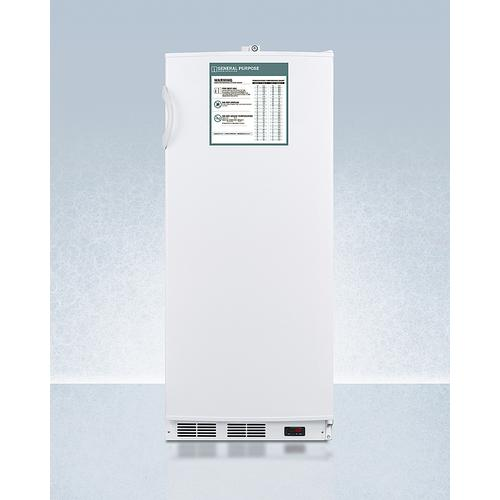 """10.1 CU.FT. General Purpose Auto Defrost All-refrigerator With Internal Fan and Digital Thermostat In Thin 24"""" Footprint"""