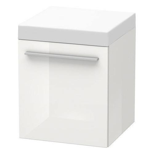 Duravit - Mobile Storage Unit, White High Gloss (lacquer)
