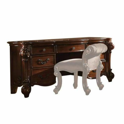ACME Vendome Vanity Desk - 22009 - Cherry