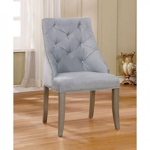 Furniture of America - Diocles Side Chair (2/box)