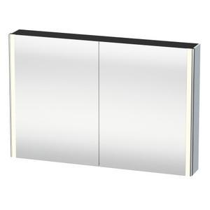 Mirror Cabinet, Light Blue Satin Matte (lacquer)