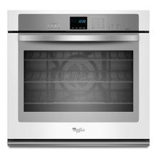 "Floor Model - Whirlpool 30"" Single Wall Oven 5.0 cu. ft."