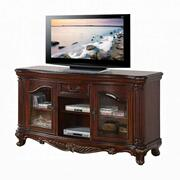 ACME Remington TV Stand - 20278 - Brown Cherry Product Image
