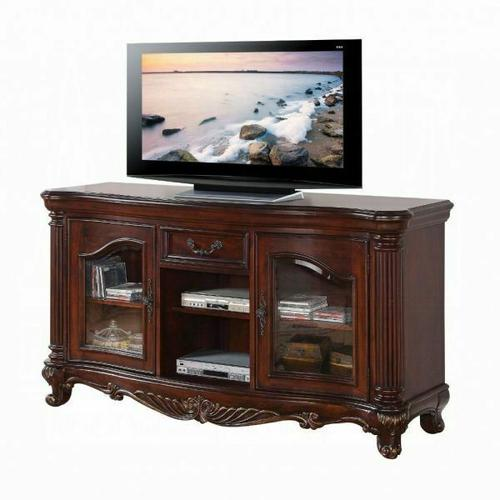 ACME Remington TV Stand - 20278 - Brown Cherry