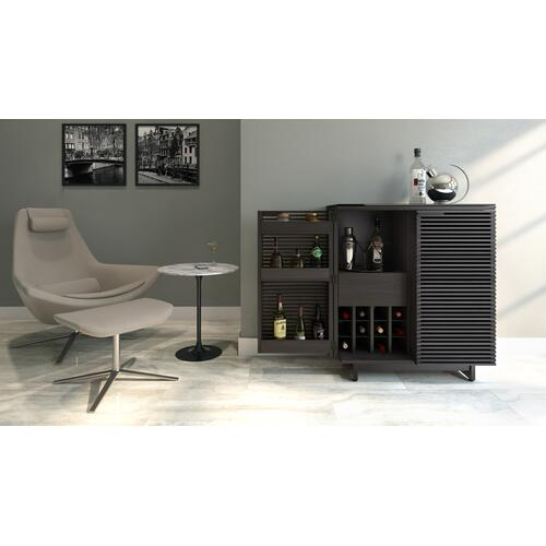 BDI Furniture - Corridor 5620 Bar in Charcoal Stained Ash