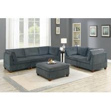 See Details - 6-pcs Modular Sectional & Sofa Set