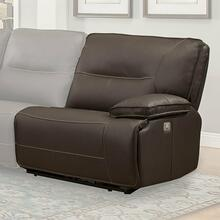 View Product - SPARTACUS - CHOCOLATE Power Right Arm Facing Recliner