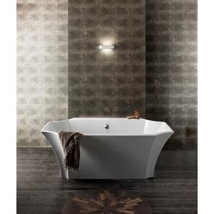 Waldorf Back-to-wall Bathtub