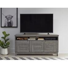 62 Inch Console - Cloud Finish