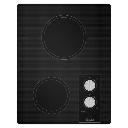 Product Image - 15-inch Electric Cooktop with Easy Wipe Ceramic Glass