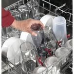 GE Profile Top Control with Stainless Steel Interior Dishwasher with Sanitize Cycle & Dry Boost with Fan Assist