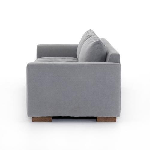 "Rhodes Sofa-90""-heavy Pebble Pewter"