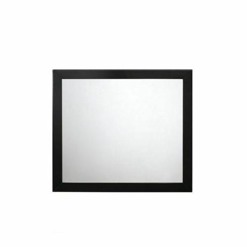 ACME Ulrik Mirror - 27074 - Black