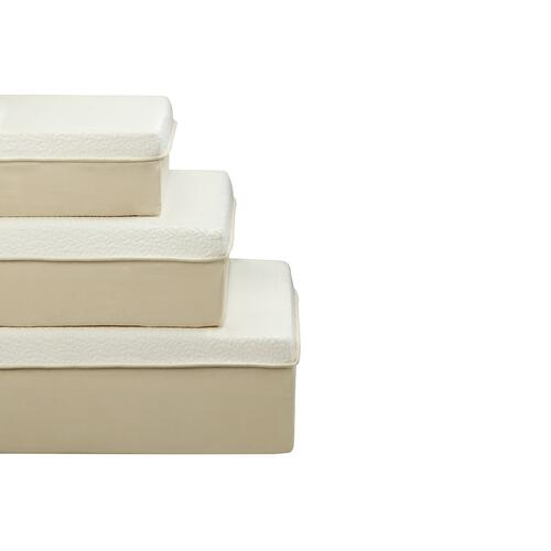 Poundex - Memory Foam Mattress (10 Inches)